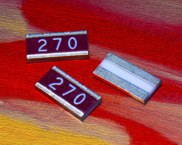KOA Speer Introduces WG73 Wide Terminal-Surge Current Flat Chip Resistor